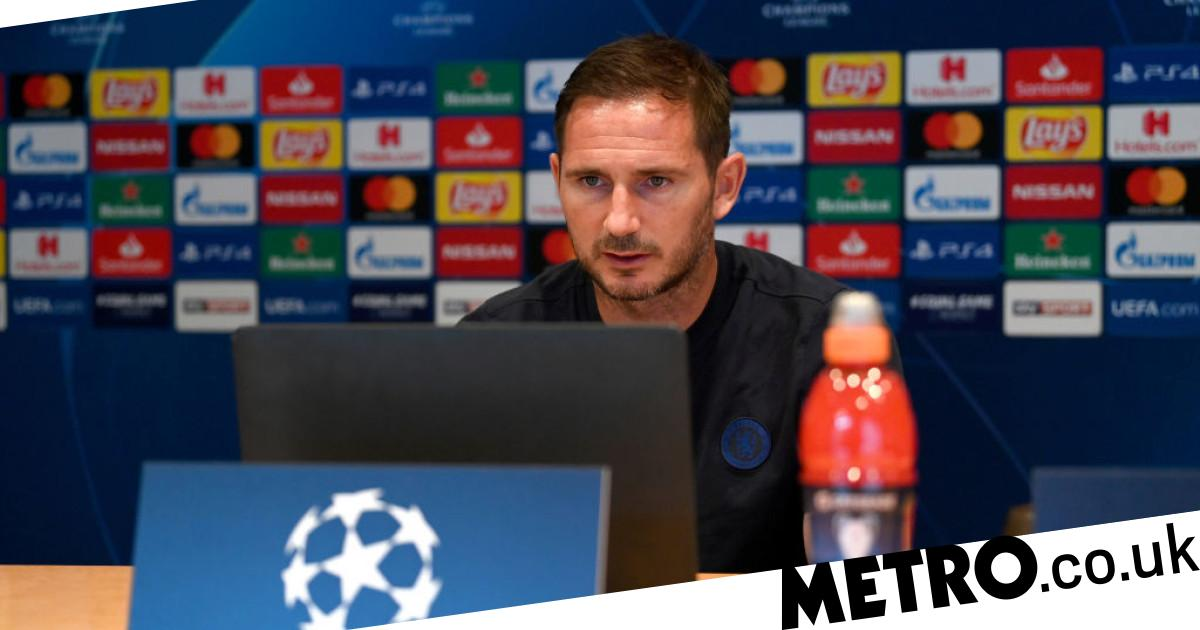 Frank Lampard gives injury updates on Christian Pulisic, N'Golo Kante and Ruben Loftus-Cheek ahead of Chelsea vs Bayern Munich - metro