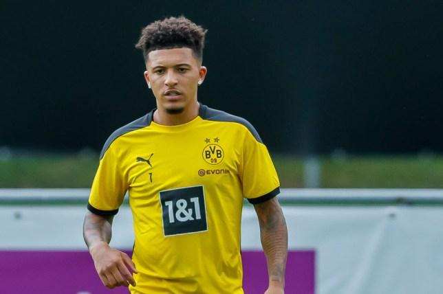 Borussia Dortmund Bad Ragaz Training Camp - Day 1