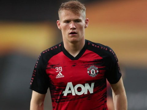 Darren Bent expects limited game time for Scott McTominay at Manchester United