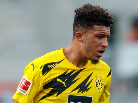 Borussia Dortmund star Roman Burki reveals how Jadon Sancho has reacted to Manchester United move collapsing