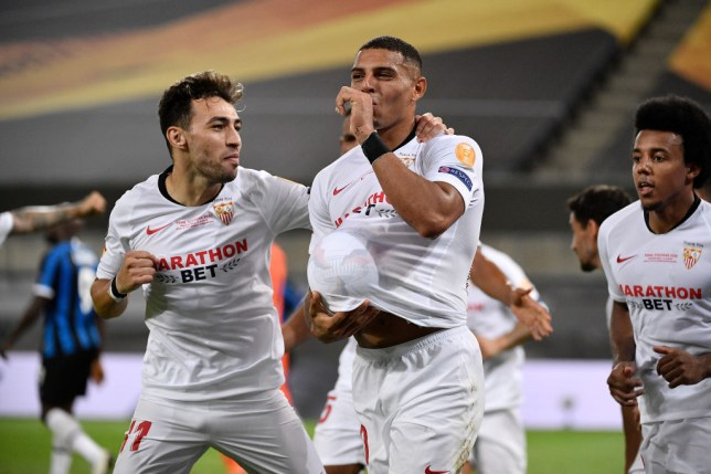 Sevilla defeated Inter Milan in a thrilling Europa League final