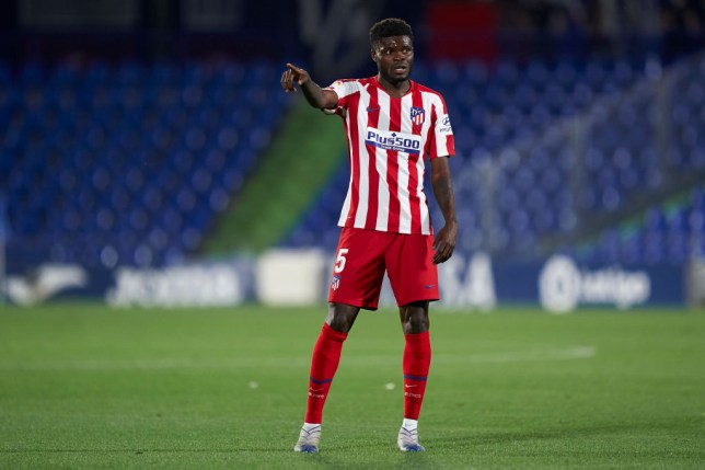 Partey is a long-term target of the Gunners