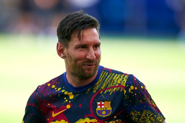 Lionel Messi is reportedly keen to join Manchester City