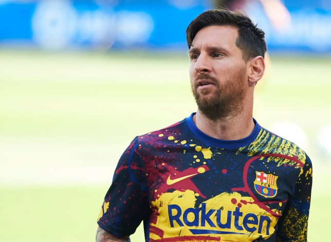 Lionel Messi looks more likely to remain at Barcelona than force an acrimonious departure