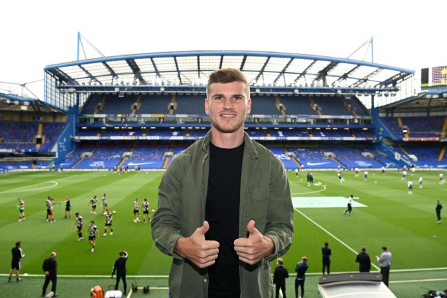 Chelsea have signed Timo Werner and Hakim Ziyech this summer