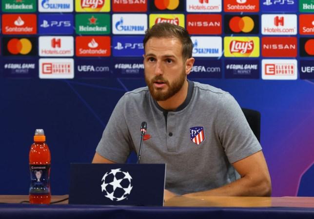 Atletico Madrid goalkeeper Jan Oblak responds to Chelsea transfer rumours
