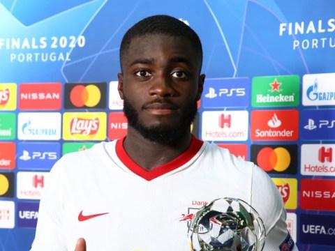 Ole Gunnar Solskjaer wants to sign Dayot Upamecano after Manchester United get Donny van de Beek from Ajax