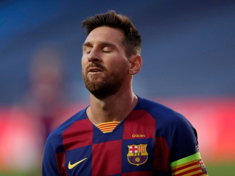 Lionel Messi slammed for 'giving up' by Steve McManaman as Barca are destroyed by Bayern