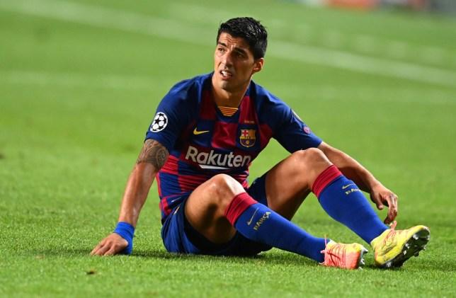 Luis Suarez takes swipe at Josep Bartomeu amid speculation Ronald Koeman wants to sell star striker