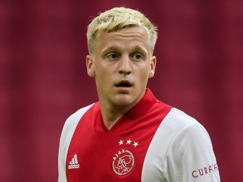 Why Arsenal failed with bid for Manchester United-bound Donny van de Beek