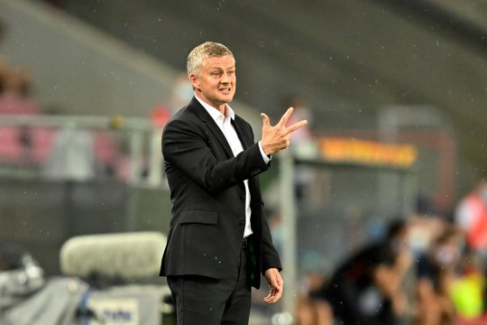 Ole Gunnar Solskjaer is believed to be on the lookout for a striker