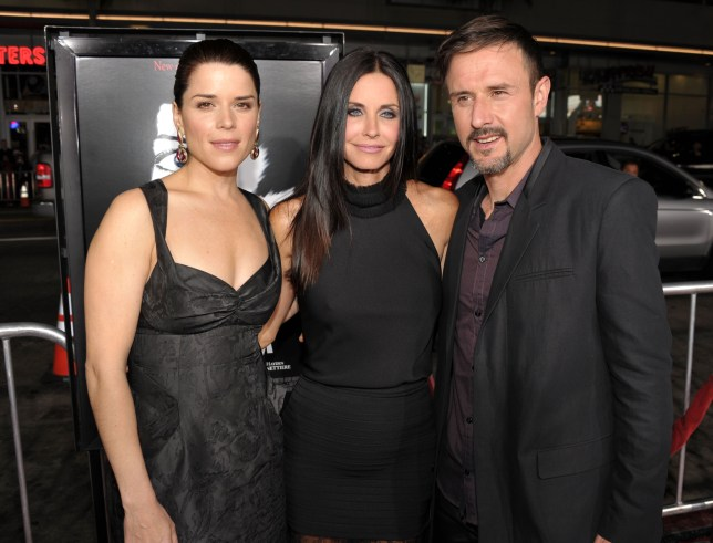 Neve Campbell 'excited' to reunite with Courteney Cox and David Arquette for Scream 5