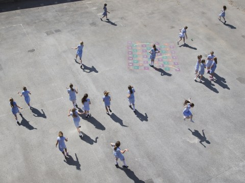 Do children have to follow social distancing rules?