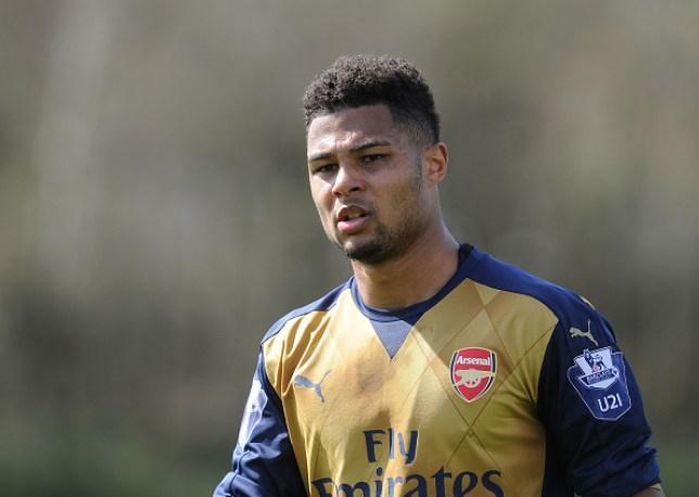 Gnabry rose through the ranks at Arsenal