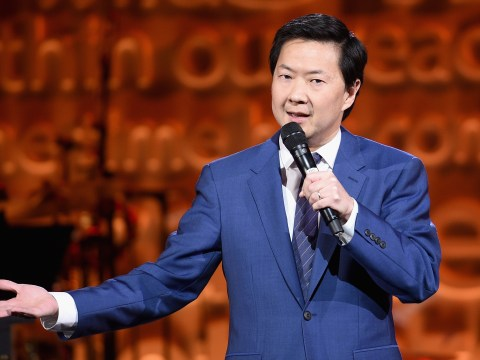 Ken Jeong reveals John Cena 'beef' and challenges star to WWE match