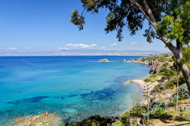 Aphrodite Beach, Latchi, Cyprus