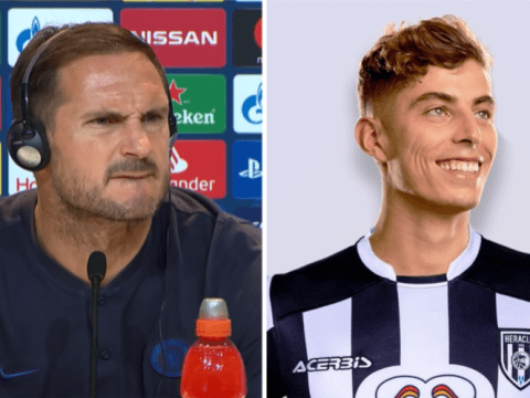 Dutch club Heracles troll Chelsea by 'announcing' Kai Havertz signing