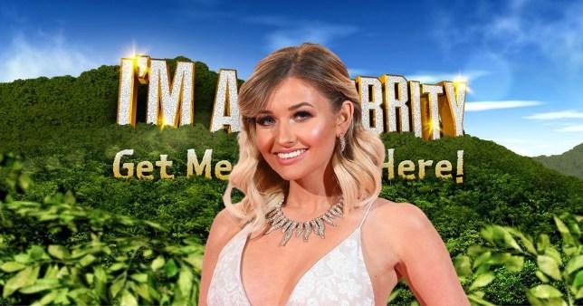 Love Island's Amy Hart addresses I'm A Celeb rumours