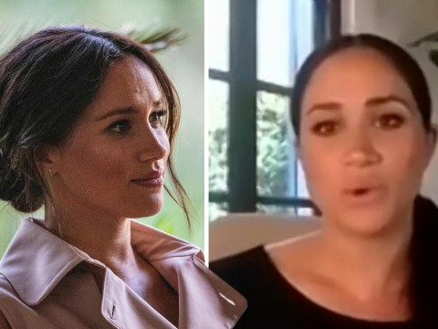 Meghan Markle urges women to vote in US election saying 'we need change'