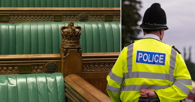 Tory MP accused of rape not suspended from party amid police investigation