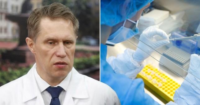 Le ministre russe de la Santé, Mikhail Murashko, a annoncé que le pays commencerait une campagne de vaccination de masse contre Covid-19 en octobre.