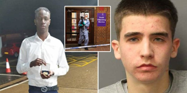 Vladimir Nachev, 18, has been found guilty of stabbing Hakim Sillah, 18, to death