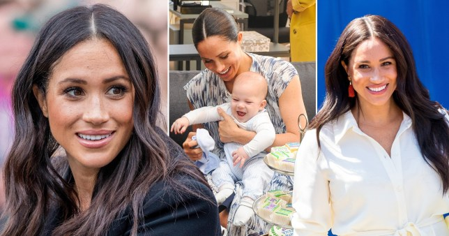 meghan markle birthday harry and archie celebrate duchess turning 39 metro news meghan markle birthday harry and