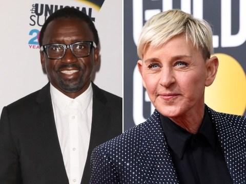 Former The Ellen DeGeneres Show DJ Tony Okungbowa claims he experienced 'toxicity' on set amid accusations