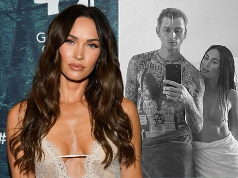 Megan Fox gushes about 'achingly beautiful' boyfriend Machine Gun Kelly: 'My heart is yours'