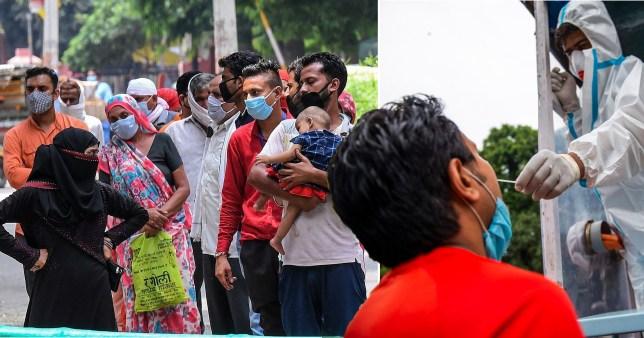 India coronavirus cases have hit 2 million
