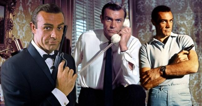 Sean Connery Voted Best James Bond Ever Beating Daniel Craig Metro News
