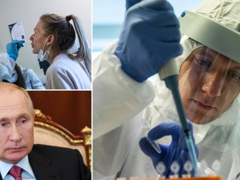 Russia claims it has approved 'world's first' coronavirus vaccine