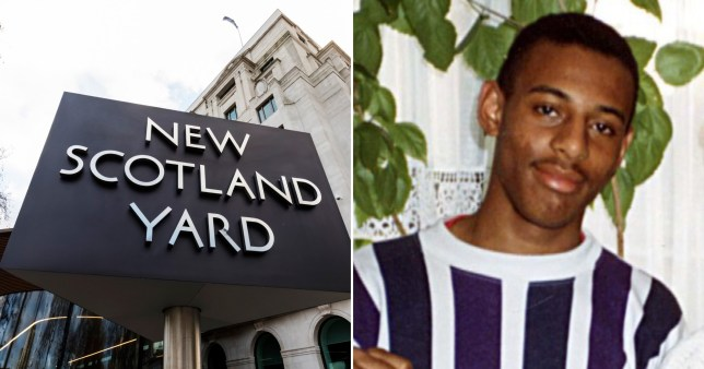Scotland Yard and Stephen Lawrence