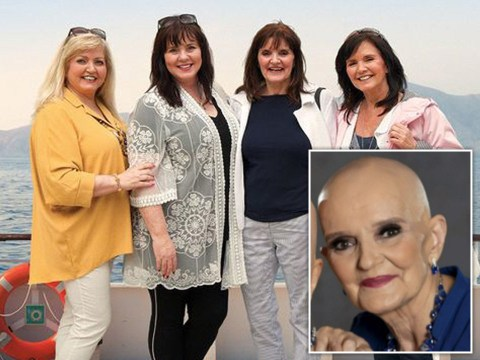 Anne Nolan recalls heartbreak of telling her daughters she had cancer: 'I went home and told my daughters quite cold-heartedly'