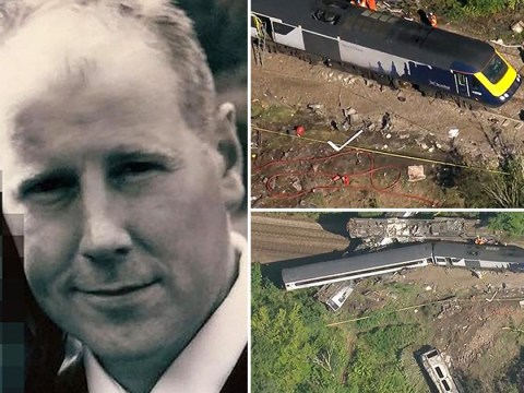 Driver killed in Stonehaven train derailment named