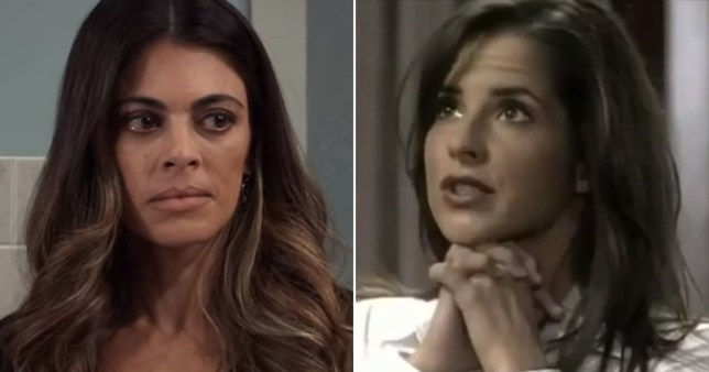 General Hospital fans call for Linsday Hartley to get permanent role after she fills in for Kelly Monaco