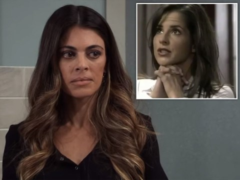 General Hospital fans call for Lindsay Hartley to get permanent role after she fills in for Kelly Monaco