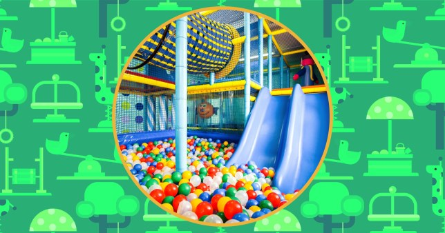 soft play centres reopen