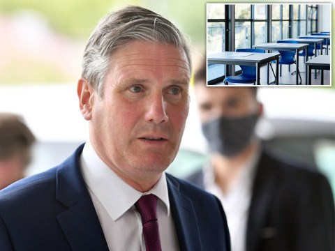 Keir Starmer warns Boris he 'expects' schools to go back next month