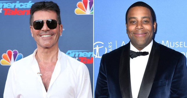 Simon Cowell replaced by Kenan Thompson on America's Got Talent as Kelly Clarkson's tenure comes to an end