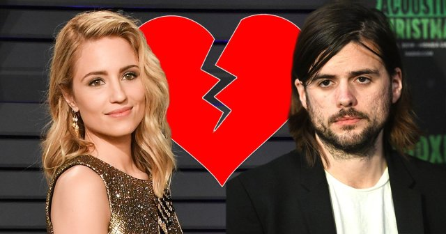 Glee star Dianna Agron splits from Mumford and Sons' Winston Marshall after three  years of marriage