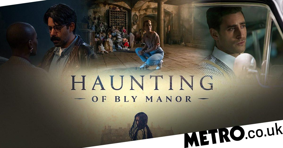 Haunting Of Hill House Sequel Takes Us To Bly Manor In First Look Metro News