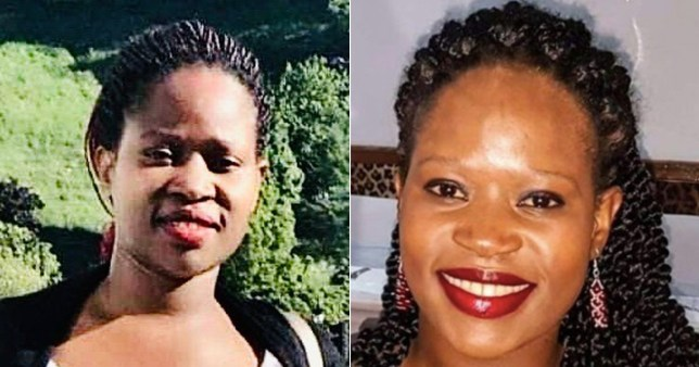 Mercy Baguma was found dead by police on August 22