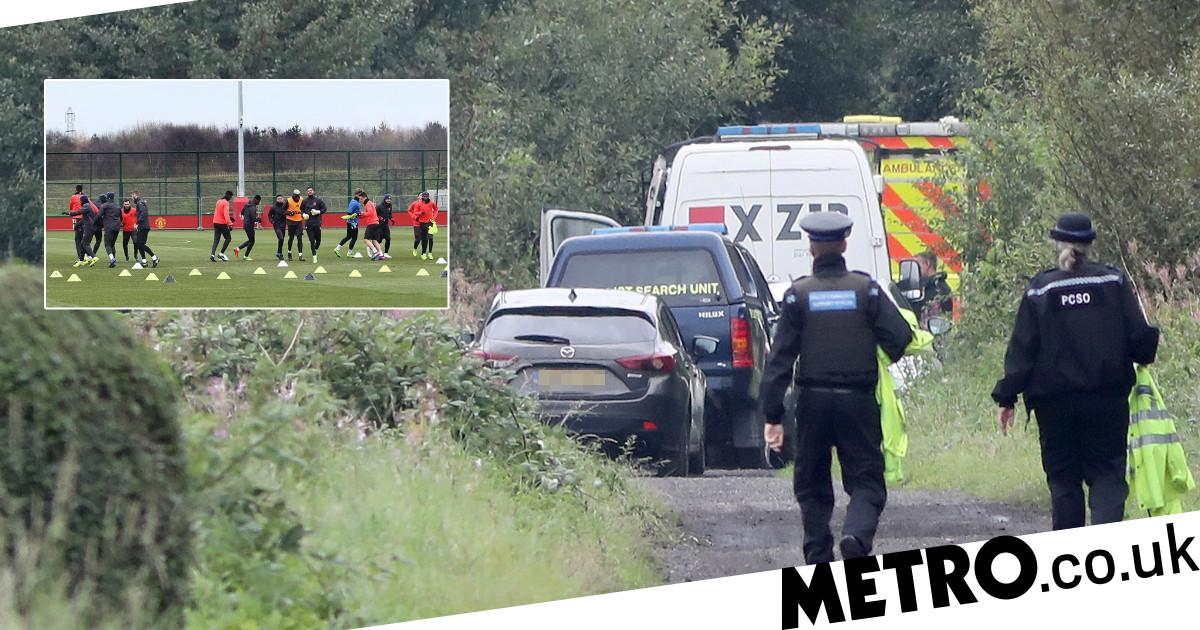 Body Of Man In His 20s Found Near Manchester United Training Ground Metro News