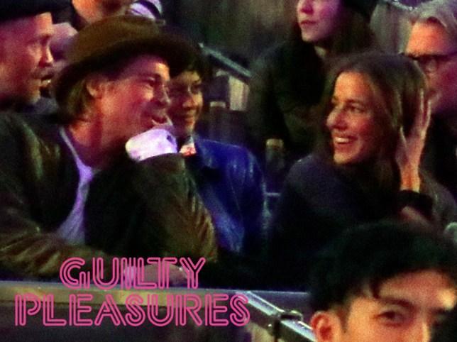 Brad Pitt Whisks Off Rumoured New Love Nicole Poturalski To France Metro News