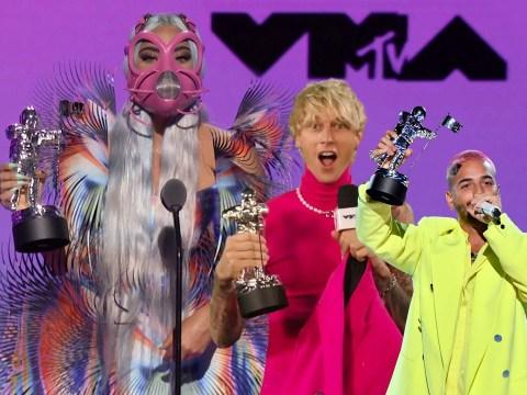 MTV VMAs 2020: All the award winners revealed