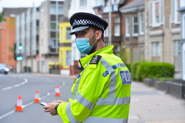 Coronavirus Lockdown fines and arrests