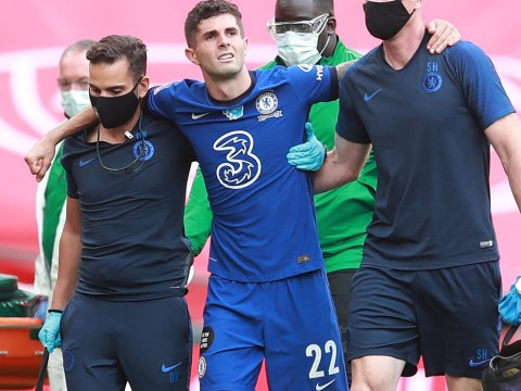 Chelsea star Christian Pulisic ruled out for five weeks with injury