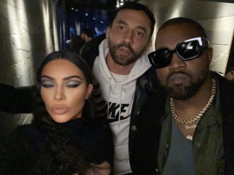 Kim Kardashian shares throwback snap with Kanye West after reunion