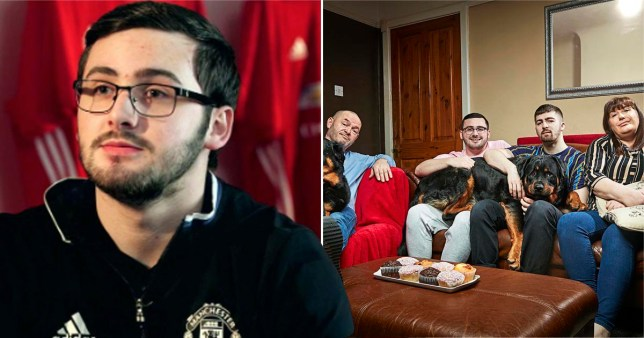 Exclusive - Gogglebox star has struggled during lockdown: 'I have been really claustrophobic'